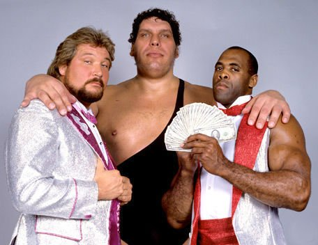Ron Bass Vs Ted Dibiase King Of The Ring